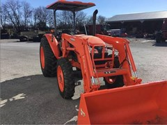 Tractor For Sale 2017 Kubota M7060 , 64 HP