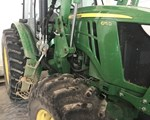 Tractor - Utility For Sale2014 John Deere 6115D, 115 HP