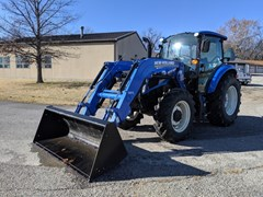 Tractor For Sale 2016 New Holland T4.110 , 110 HP