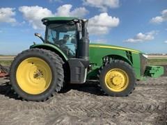 Tractor - Row Crop For Sale 2014 John Deere 8295R , 295 HP