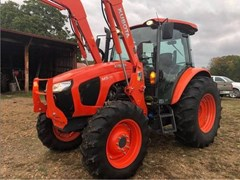 Tractor For Sale 2017 Kubota M5-111D , 100 HP