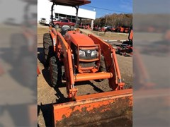 Tractor For Sale Kubota MX5800HST , 52 HP