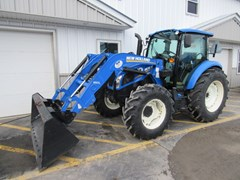 Tractor For Sale:  2016 New Holland T4.100 , 100 HP