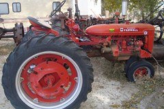 Tractor For Sale 1953 IH Super C