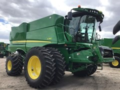 Combine For Sale 2019 John Deere S780