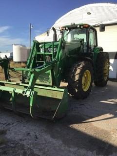 Tractor - Row Crop For Sale 2014 John Deere 6150M , 150 HP