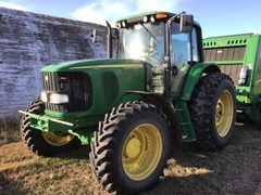 Tractor - Row Crop For Sale 2006 John Deere 7320 , 105 HP