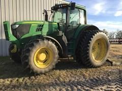 Tractor - Row Crop For Sale 2014 John Deere 6170M Cab , 170 HP