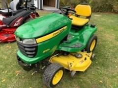 Lawn Mower For Sale 2012 John Deere X320 , 22 HP