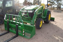 Tractor For Sale 2018 John Deere 3039R  REDUCED! , 39 HP
