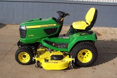 Riding Mower For Sale 2016 John Deere X758 , 24 HP