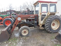 Tractor For Sale 1980 International 784 , 67 HP