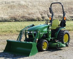 Tractor - Compact Utility For Sale 2015 John Deere 2032R