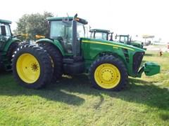 Tractor - Row Crop For Sale 2007 John Deere 8130 , 180 HP