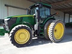 Tractor - Row Crop For Sale 2013 John Deere 7215R , 215 HP