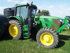 Tractor - Row Crop For Sale 2016 John Deere 6145M