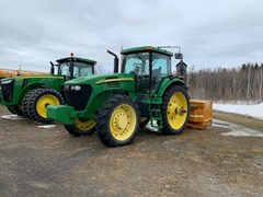 Tractor - Row Crop For Sale:  2004 John Deere 7920 , 170 HP