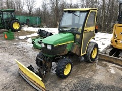 Tractor - Compact Utility For Sale 2000 John Deere 4115 , 24 HP