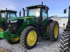 Tractor - Row Crop For Sale 2018 John Deere 7230R