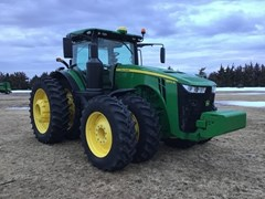 Tractor - Row Crop For Sale 2019 John Deere 8370R , 370 HP