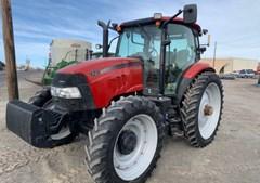 Tractor - Row Crop For Sale 2015 Case IH MAXXUM 125 , 125 HP