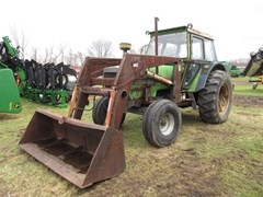 Tractor - Utility For Sale 1980 Deutz DX90 , 93 HP