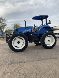 Tractor  2017 New Holland TS6.120 HC