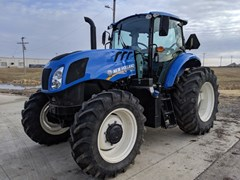 Tractor For Sale 2018 New Holland TS6.130