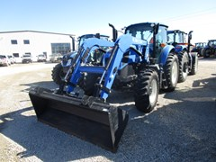 Tractor For Sale 2015 New Holland TS6.130