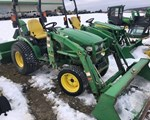 Tractor - Compact Utility For Sale: 2016 John Deere 2032R, 32 HP
