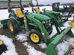 Tractor - Compact Utility For Sale:  2016 John Deere 2032R , 32 HP