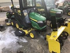 Riding Mower For Sale:  2018 John Deere X390 , 22 HP
