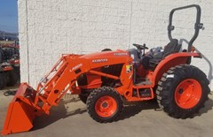 Tractor - Compact For Sale 2020 Kubota L3560HST