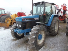 Tractor For Sale 1987 Ford 7740 , 85 HP