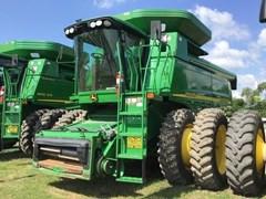 Combine For Sale 2007 John Deere 9660 STS