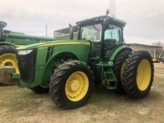 Tractor - Row Crop For Sale 2012 John Deere 8360R , 360 HP