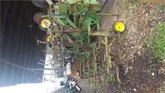 Row Crop Cultivator For Sale John Deere 845