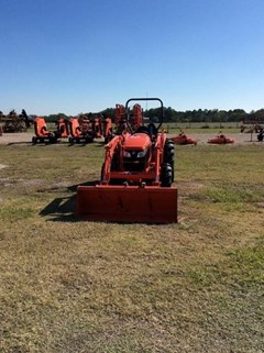 Tractor For Sale 2018 Kubota MX5200DT , 55 HP
