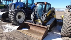 Skid Steer-Track For Sale 2016 New Holland C232 , 74 HP