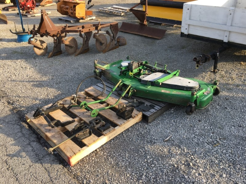 John Deere 7 Iron Mower Deck For Sale