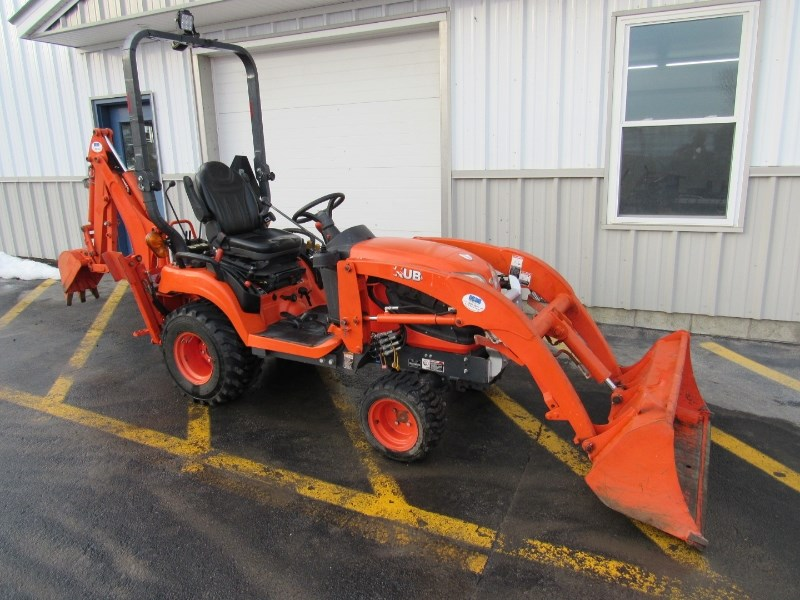 2014 Kubota BX25D Tractor For Sale