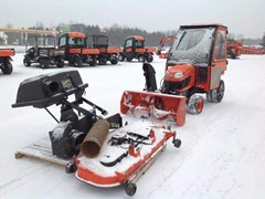 Tractor For Sale 2012 Kubota BX2360V , 23 HP