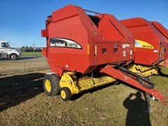 Baler-Round For Sale 2004 New Holland BR750