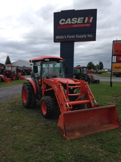 Tractor For Sale 2011 Kubota L3940HSTC , 39 HP