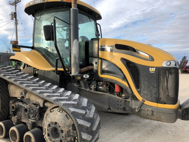2010 Challenger MT765C Tractor For Sale