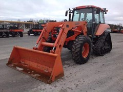 Tractor For Sale 2009 Kubota M126XDTPC