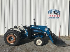 Tractor For Sale 1970 Ford 3000 , 52 HP
