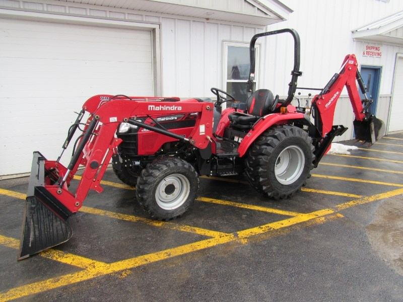 2018 Mahindra 2638L Tractor For Sale