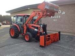 Tractor For Sale 2011 Kubota L4240HSTC3 , 44 HP