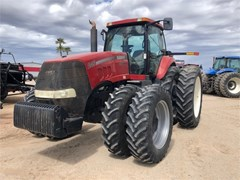 Tractor For Sale 2009 Case IH MAGNUM 245 , 248 HP